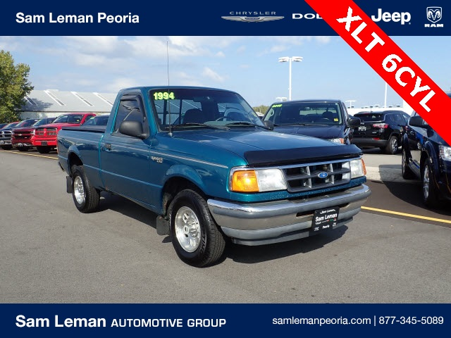Pre-Owned 1994 Ford Ranger Regular Cab XLT