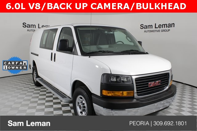 Pre-Owned 2019 GMC Savana 2500 Work Van