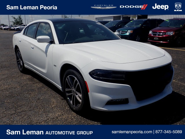 Sam Leman Peoria Il >> Pre Owned 2018 Dodge Charger Gt Awd