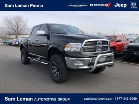 Pre-Owned 2012 Ram 1500 Crew Cab Big Horn