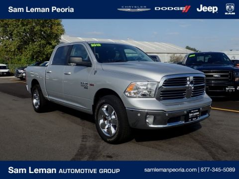 Pre-Owned 2019 Ram 1500 Classic Crew Cab Big Horn
