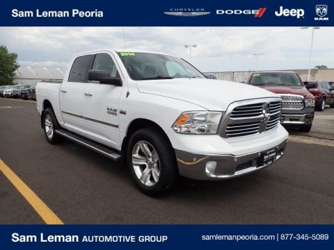 Pre-Owned 2014 Ram 1500 Crew Cab Big Horn