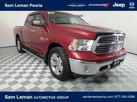 Pre-Owned 2013 Ram 1500 Crew Cab Big Horn