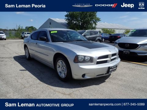Pre-Owned 2007 Dodge Charger SE