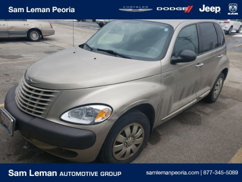 Pre-Owned 2002 Chrysler PT Cruiser Base