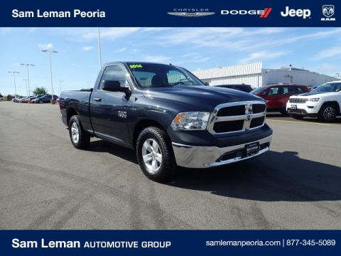 Pre-Owned 2014 Ram 1500 Regular Cab Tradesman