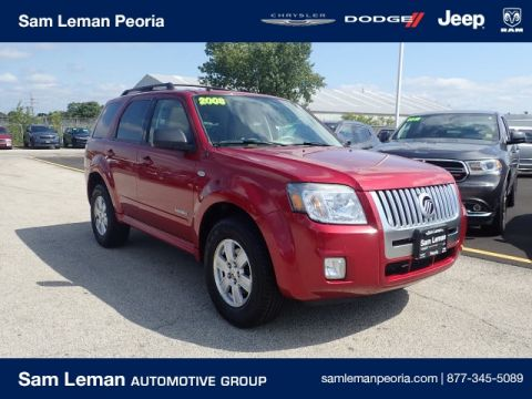 Pre-Owned 2008 Mercury Mariner Base V6 FWD